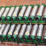 Oxygen-cylinder