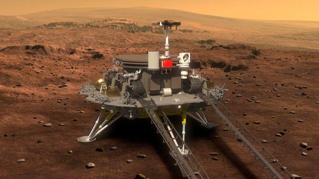 zhurong-china-mars-lander
