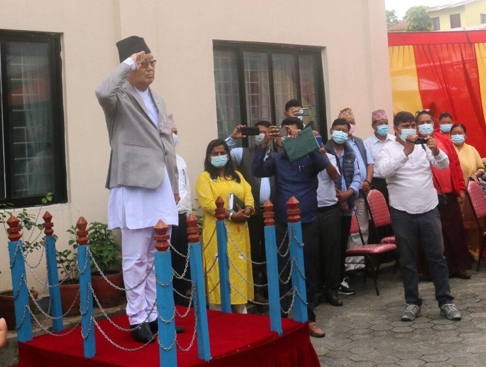 HB-Gandaki-pradesh-pramukha-gurung
