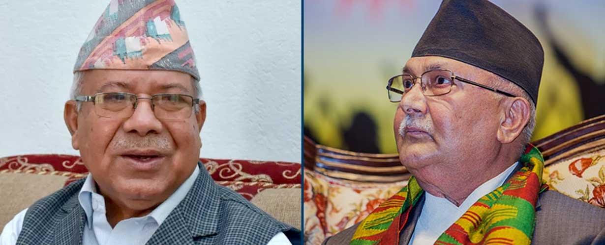 kp-oli-madhav-Nepal 11